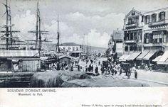 Smyrna - Smyrne, Mouvement du Port