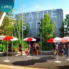 """Laurent ANTOINE """"LeMog"""" - World Expo Consultant: Le pavillon de l'Autriche à Expo 2015 Milano"""