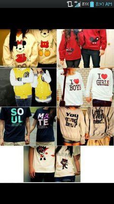 Bf,gf shirts