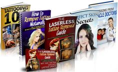 What is Laserless Tattoo Removal Guide?  Who is Dorian Davis?  Does it Work or Scam?   >>> Read Laserless Tattoo Removal Guide Review before you buy it.