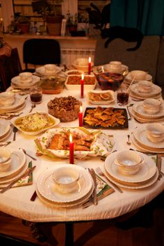 Polish Christmas, Christmas Time, Table Settings, Ideas, Descendants, Easy Meals, Place Settings, Thoughts, Tablescapes