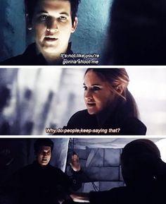 Divergent Tris And Al