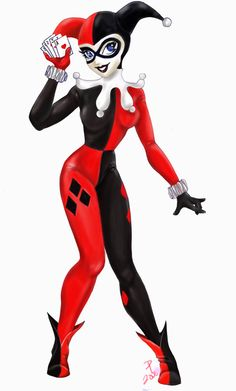 Image result for harley quinn retro