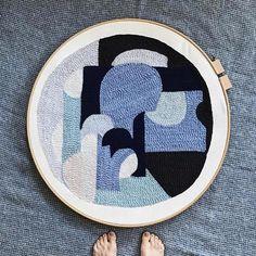 @makeworkshop (rug making ☺️)