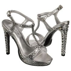 Touch Ups by Benjamin Walk Darcy Shoes (Silver) - Women's Shoes -