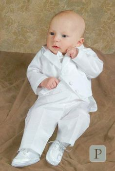 Ryker Christening Outfits for Boys