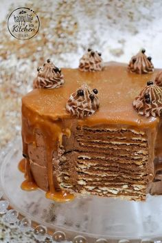 Healthy Dessert Recipes, Sweet Desserts, Sweet Recipes, Cake Recipes, Portuguese Desserts, Portuguese Recipes, Cheesecakes, Food Wishes, Cooking Cake