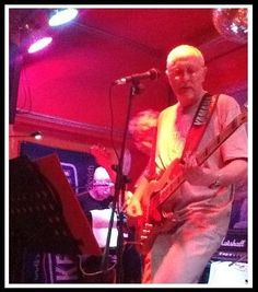 #LatoDue cover #rock #Alberto #Adami bass - Icaro Pub