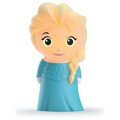 Märchenhaftes Disney Frozen Nachtlicht - Elsa