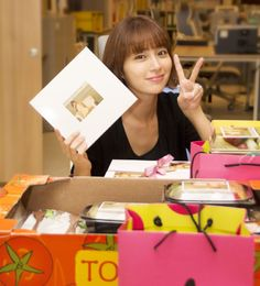 Lee Min Jung's fanclub treats 'Big' staff and cast to lunch