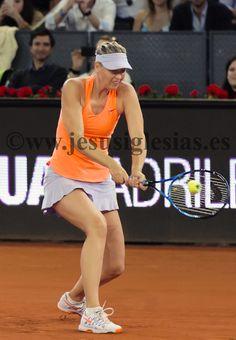 https://flic.kr/p/TWh8yC | Maria Sharapova. Mutua Madrid Open 2017