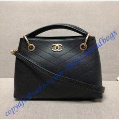 Saint Laurent Teddy Drawstring Bag in Black Smooth Leather  6631fe2a63733
