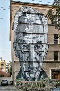Ebc's - Street Artist