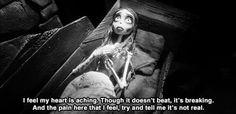 Corpse Bride Quotes, Corpse Bride Tattoo, Emily Corpse Bride, Tim Burton Corpse Bride, Tim Burton Characters, Tim Burton Films, Tv Quotes, Movie Quotes, Qoutes