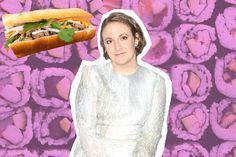 Lena Dunham thinks it's 'cultural appropriation' to adapt foreign recipes Morgan Evans, Emily Vancamp, Lena Dunham, Cultural Appropriation, Cultural Identity, Daniel Gillies, Joseph Morgan, Zooey Deschanel, Evan Peters