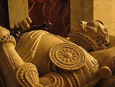 Don Juan de Austria tumba de el Escorial