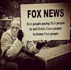 Faux news message. Perfect!