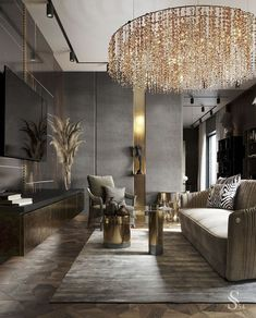 peinture living small room Small living room PeintureYou can find Luxury interior design and more on our website Design Living Room, Living Room Interior, Living Room Decor, Design Bedroom, Luxury Living Rooms, Bedroom Decor, Dining Room, Bedroom Signs, Bedroom Ideas