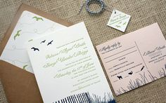 Wedding invitations in ri