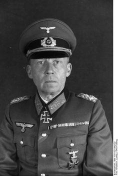 Der deutsche General  Gotthard Heinrici  schrieb in den Jahren 1941 und 1942...
