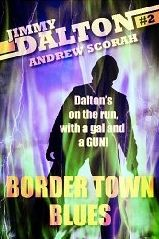 "Good morning, all! My ""Chatting with the Authors"" segment this morning is with Andy Scorah and ""Border Town Blues""...come join us!"