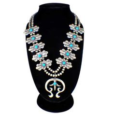 Oh! Navajo jewelry is expensive! I needa ask my mom to send mine to me.
