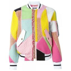 20 bomber jackets for Spring Summer 2016 ❤ liked on Polyvore featuring jackets, tops, coats and outerwear
