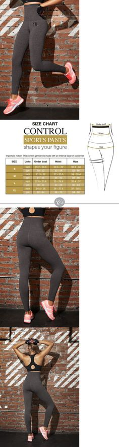 Other Womens Fitness Clothing 13360: High Waist Sports Workout Pants Leggings Exercise Fitness Dance Powernnet Shaper BUY IT NOW ONLY: $54.9