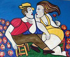 DOIN - ARTISTA PLÁSTICO: WILSON LAMBERTO DOIN -  VAN BIENE - GALERIA DE ART...