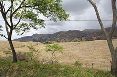 El paisaje. Camino a San Agustín.  Crédito Edward Lora/Mincultura 2012  @EDWARDLORAM