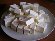 W poszukiwaniu SlowLife: Domowy ser feta Feta, Dairy, Cooking, Kitchen, Cuisine, Koken, Brewing, Kochen