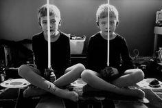 Twins  Denis@Enrico  #photography