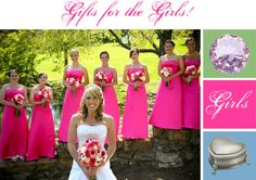 ladies' gifts with photos | ... gifts for your Junior Bridesmaids, Mums, Grandmas and even great gift