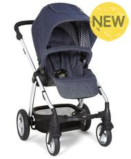 Sola2 MTX - Adapted For LifeA lightweight stroller with adaptability at its heart and added multi-terrain features for parents who love adventure.