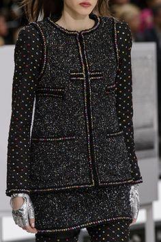 ab1dc3edb9a0 3203 Best CHANEL images in 2017 | Chanel fashion, High fashion ...