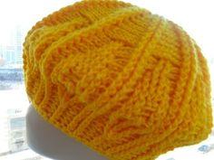 Рельефная шапочка- берет крючком 1 часть -Relief cap- takes Crochet - YouTube