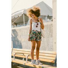 Street style @ Adidas Fanatic NY // 14-07-2014 // Gente // FFW Fashion Forward