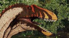 Primal Carnage, Cool Dinosaurs, Extinct Animals, Dinosaur Art, Prehistoric Creatures, Crocodiles, Creature Concept, Prehistory, Creature Design