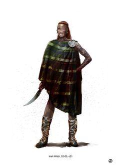 'Hansel & Gretel: Witch Hunters' concept art - http://imgur.com/a/JwZ1f#