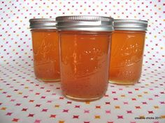 Creative Chicks: Peach Syrup - using the peels and scraps after canning peaches