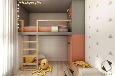 Strategy, secrets, plus resource beneficial to obtaining the most ideal result and also ensuring the optimum perusal of bunk bed plans Cool Loft Beds, Loft Bunk Beds, Bunk Beds With Stairs, Kids Bunk Beds, Teen Loft Beds, Teen Girl Bedrooms, Kids Bedroom, Bedroom Ideas, Bed Ideas