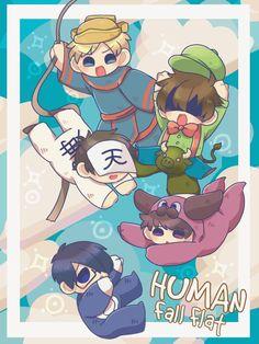 Human Fall Flat, Fall Flats, Twitter, Fictional Characters, Fantasy Characters