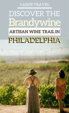 Wine tasting in Philadelphia: all you need to know about the Brandywine artisan wine trail in Philadelphia. | Philadelphia winery | things to do in Philadelphia | Pennsylvania winery | Pennsylvania wines. #Philadelphia #wine - via @elainschoch
