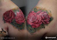 Tatuaje realizado en Caos Tattoo, www.caostattoo.cl