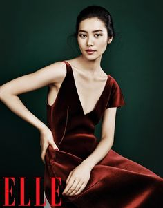 New Season – Liu Wen graces the pages of Elle China's September issue, looking super glam in autumn looks. Trunk Xu photographed the Chinese beauty who recently made her first appearance on Forbes' Highest-Paid Models list at the number five spot. In the shoot, Liu wears designs from the fall collections of Prada, Miu Miu and Saint Laurent amongst others styled by Jin Jin. / Hair by He Zhiguo, Makeup by He Lei