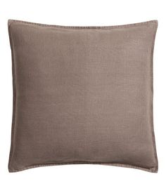 Linen Cushion Cover $12.95 | H&M US