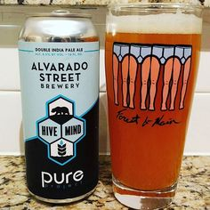 Pure Project, Salinas California, Monterey Bay, Wine And Beer, Pint Glass, Craft Beer, Brewery, Beverage, Collaboration