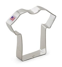 Ann Clark T Shirt Cookie Cutter - 4.5 Inches - Tin Plated... http://www.amazon.com/dp/B00KJ8M114/ref=cm_sw_r_pi_dp_Gfgrxb030Q4B3