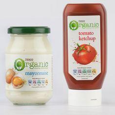 Tesco Organic Packaging - Georgina Luck