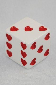 Heart dice!